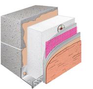 Sentar las bases para su hogar aislamiento termico de for Aislamiento termico en fachadas por el interior